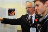 Lee Naylor - Education Chair of Hong Kong Veterans' Commemorative Association, BC Region